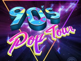 ¡Revive tu adolescencia con 90´s Pop Tour!